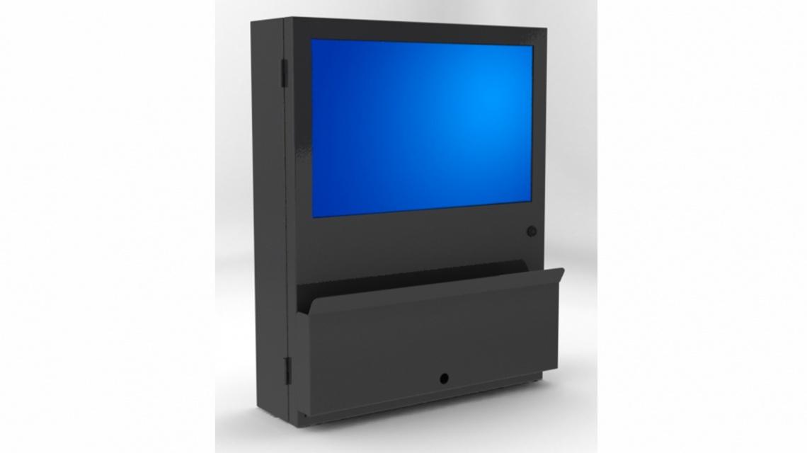 ... Industrial Computer Cabinet (PC Defender). 1 ...