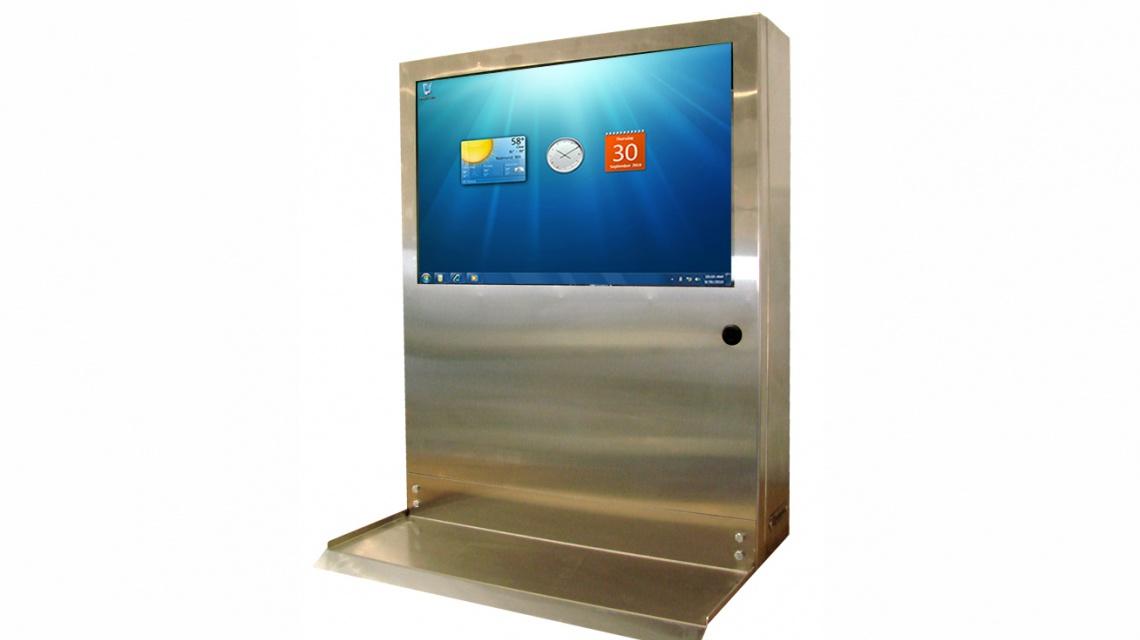 Industrial Computer Cabinet Pc Defender Lcd Enclosures