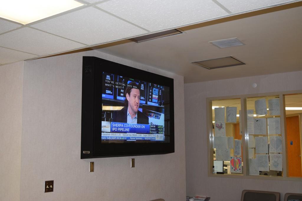Anti Ligature TV Enclosures for Hospitals / Jails
